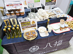 八福|100%青森県田子産にんにく専門店